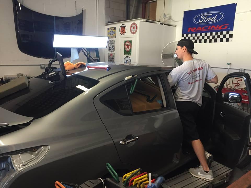 Choose Dallas Auto Hail Repair