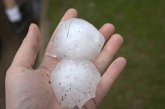 A Paint & Body Shop To Handle Texas Sized Hail